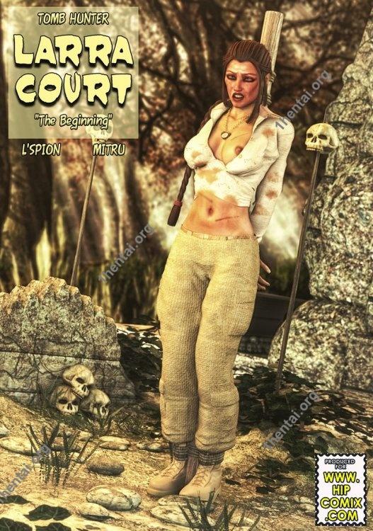 Larra Court:The Beginning [Ch.1-31] (Eng) [Comics Author: Mitru+L'Espion]