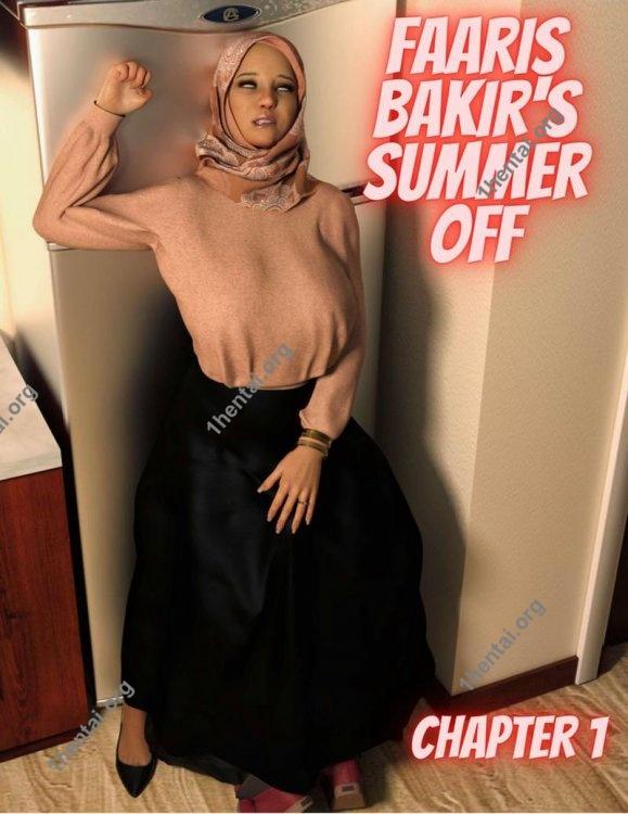 Faaris Bakir's Summer Off [Ch.1-2] (Eng) [Comics Author: Redoxa]