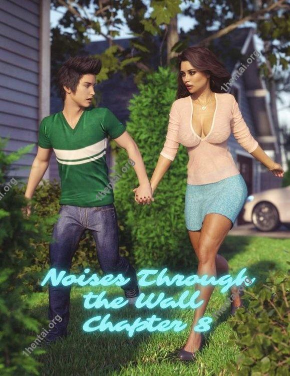 Noises Through the Wall [Ch.1-8] (Eng) [Comics Author: lexx228]