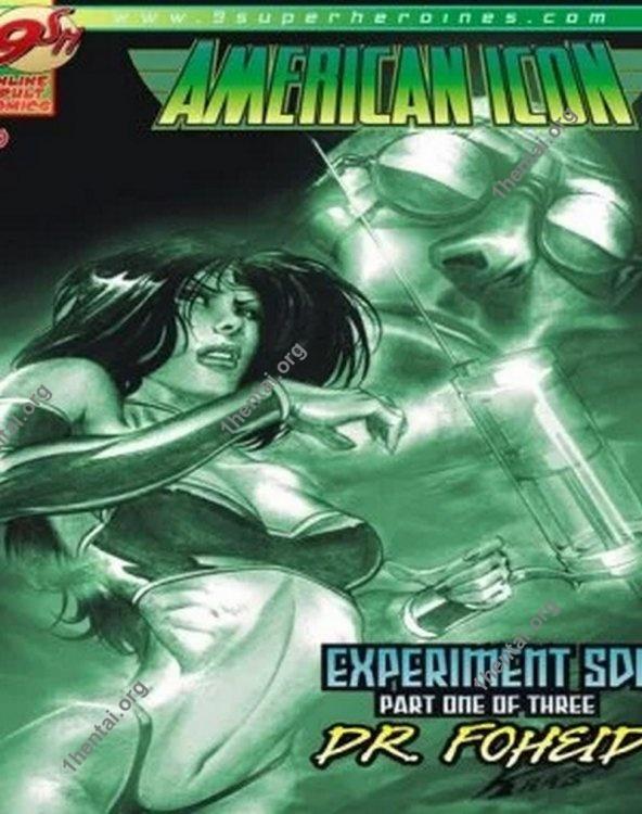 American Icon Experiment SDE (Eng) [EroComics Author: Krash]