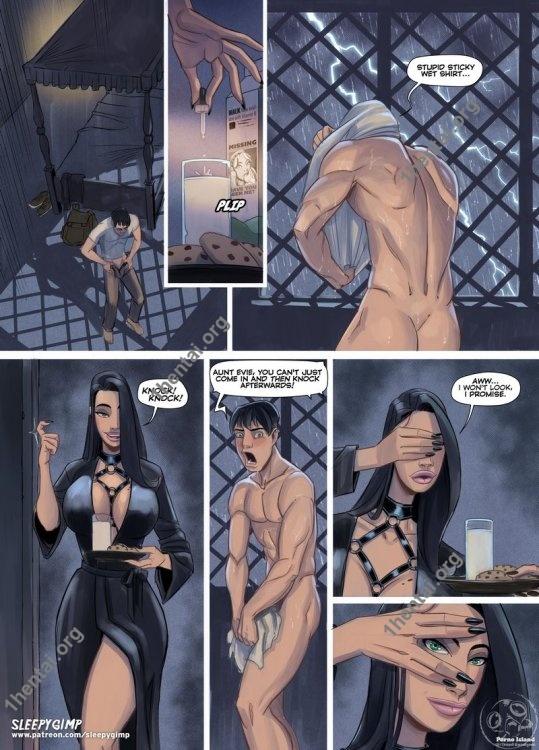 Family Values [Ch.1-4] (Eng) [Comics Author: SleepyGimp]