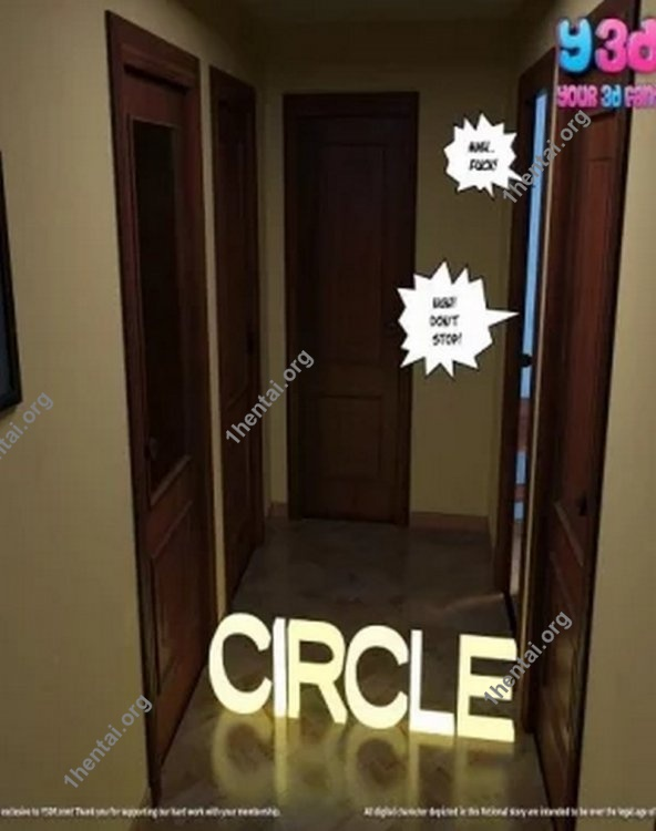 Circle [Ch.1-8 Rus/Eng] (Rus/Eng) [Incest-Comics Author: Y3DF]