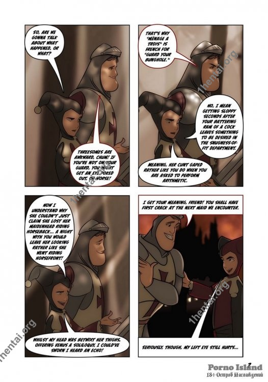 Jackanapes [Ch.1-6] (Eng) [Comics Author: Japes]