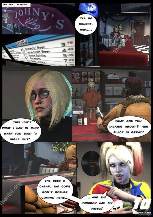 Date Night (Eng) [Comics Author: AyatollaOfRock]