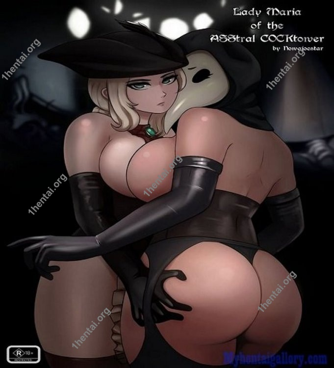 Lady Maria of the ASStral COCKtower (Eng) [Comics Author: NowaJoestar]