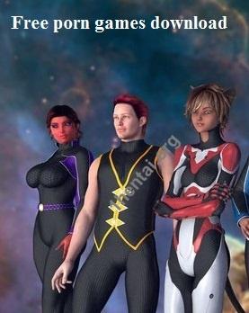 Starship Inanna - 3D Free Porn Games [Eng PC Windows/MacOS]