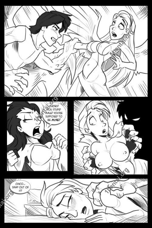 Demonseed 1 Demons porn comics