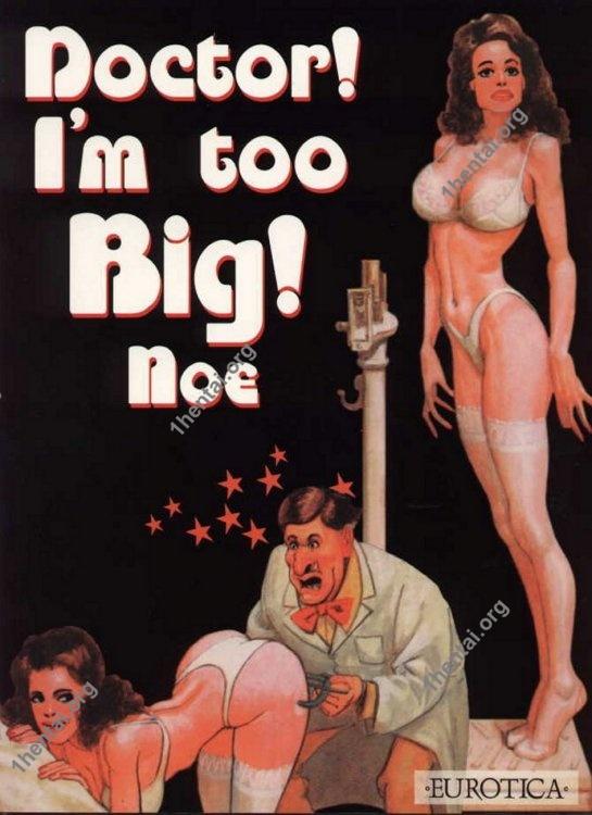 Doctor, I'm Too Big xcomics