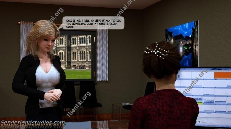 Dedra's Story – Office