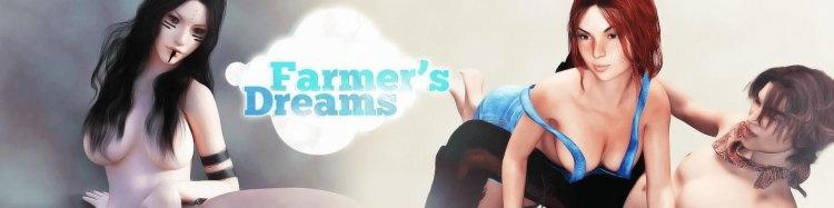 Farmers Dreams - 3D Porn Games Free [Eng/Rus]