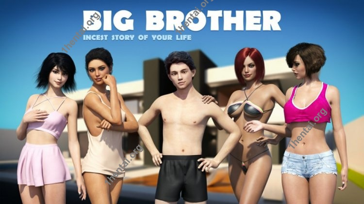 Big Brother - 3D Free Porn Games [En/Rus |  PC Windows]