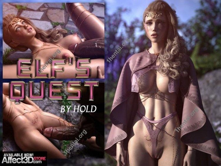 Affect3D ELF'S QUEST 3D PornoComics Torrent 38.3 MB