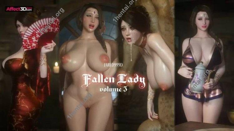 Fallen Lady 3 3D porn comics 338.6 MB torrent
