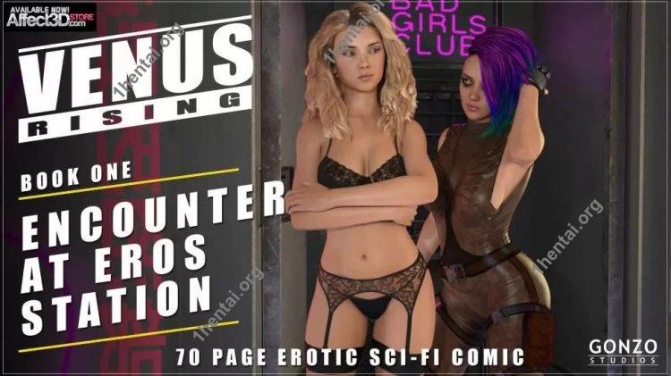 Venus Rising 1-3 (Gonzo Studios, Affect3DStore.com) 220.4 MB