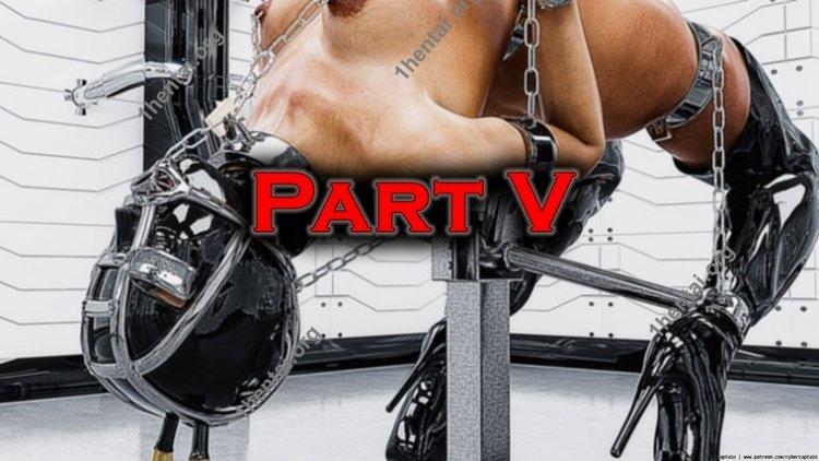 CyberCaptain Patreon 3D BDSM Comics torrent 3.71 GB Pages: 2677