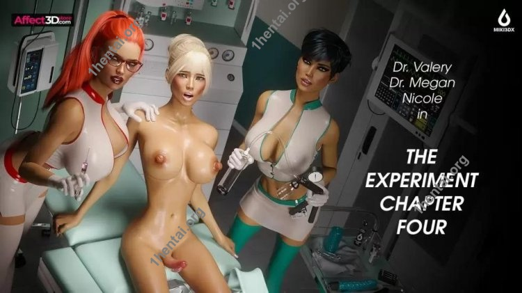 The Experiment Chapter Four 3D Comics Affect3DStore Size: 904.7 MB  torrent