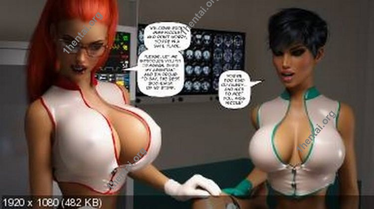 3D Comix - The Experiment Chapter Three (Miki3dx, affect3dstore.comSize: 328 MB En Torrent)